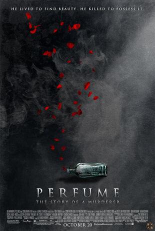 Perfume poster by sahinduezguen-d4kalzv