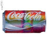 VIOLENT Coca-Cola