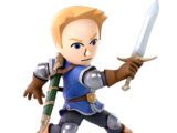 Mii Swordfighter (M.U.G.E.N Trilogy)