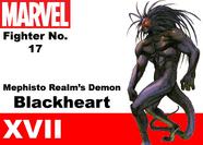 MvCA BlackheartCard