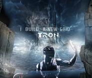 Tron Reborn poster 2