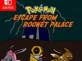 Pokemon - Escape from Rocket Palace