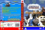 Thomas and the Magic Railroad 2019 Halloween Poster UK-0