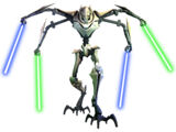 General Grievous (Smash Wars)