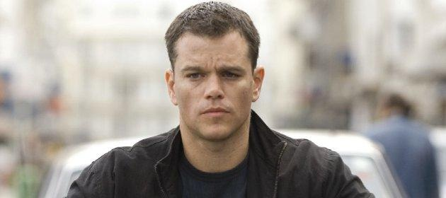 Borne domination matt damon