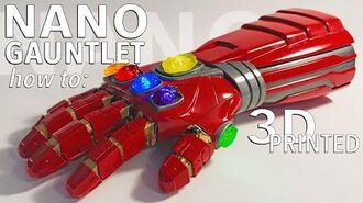 How To Make - The Stark Nano Gauntlet