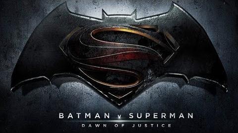 Batman vs Superman Dawn Of Justice Soundtrack - A New Symbol Of Hope (Fan-Made)