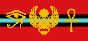 Kemet flag