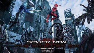 Spider-Man V The Sinister Six Test Trailer (Fanmade)