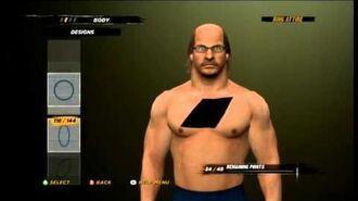 TWA How To's- How To Make Tourettes Guy (WWE 12)