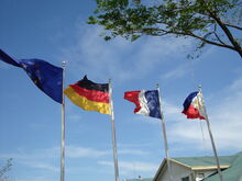 4 flags at EIS