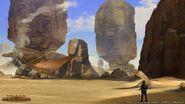 Xiarr's Hutt in Episode 8