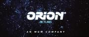 Orion Pictures logo MGM byline