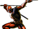 Deadpool (M.U.G.E.N Trilogy)