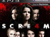 SCRE4M (Video Game)