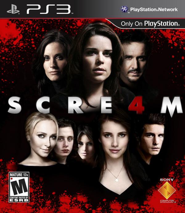 Scream 4 / Scre4m Robbie's (Erik Knudsen) - Hero Headset original ...