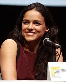 Michelle Rodriguez by Gage Skidmore 2