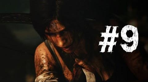 Tomb Raider Gameplay Walkthrough Part 9 - The Guardians (2013)