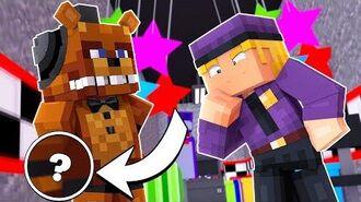 Freddy's Secret (*AWFUL*) Minecraft FNAF Roleplay