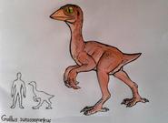 Jurassic park Chicken
