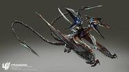 Wesley-Burt-Pteranodon