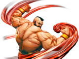 Zangief (M.U.G.E.N Trilogy)