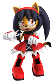 Honey the Cat (Sonic the Fighters)