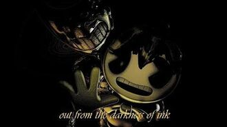 Out form the darkness of ink BATIM ANIMATION DUB animation by TimetheHobo