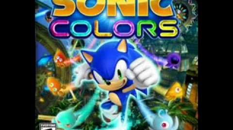 Sonic Colors OST - Blue Cube