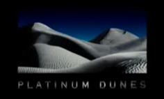 Platinum Dunes wikipedia logo