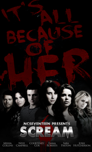 Scream 6 fanmade poster