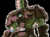 War Machine (M.U.G.E.N Trilogy)