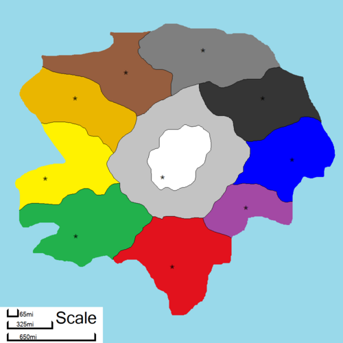 Alfheim capitals
