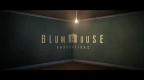 Blumhouse Productions logo (2014 - present)