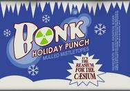 Festive Bonk texture blue