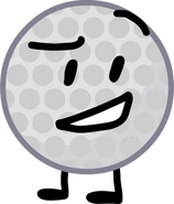 Golf Ball LA