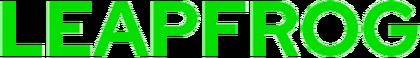 LeapFrog wordmark (2019 - present)