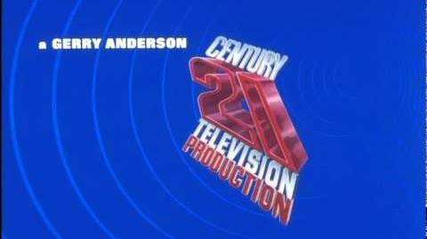 Gerry Anderson - Century 21 Television Production Logo