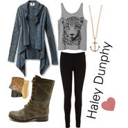 Hayley dunphy polyvore style