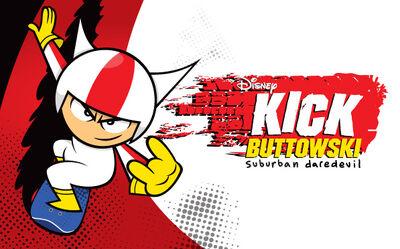 Kick Buttowski poster