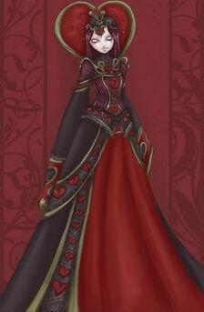 Queen Of Hearts by starweaver