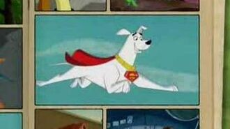 Krypto the Superdog - opening theme