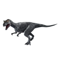 Jurassic world allosaurus by sonichedgehog2 dcircj8-pre