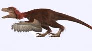 Hateg Pyroraptor