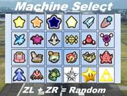 Machine Select 2