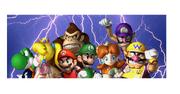 Mario Strikers Empire flag