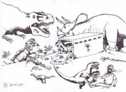 Jurassic rampage by isla nublar crew d2eb489-fullview