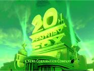 20th Century Fox goes green