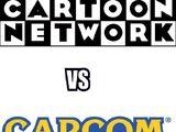 Cartoon Network vs Capcom