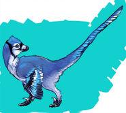 Blue Jay De-Avianed